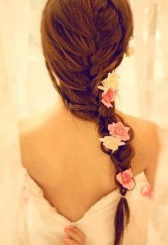 Kvety vo vlasoch 🌸 - Obrázok č. 98