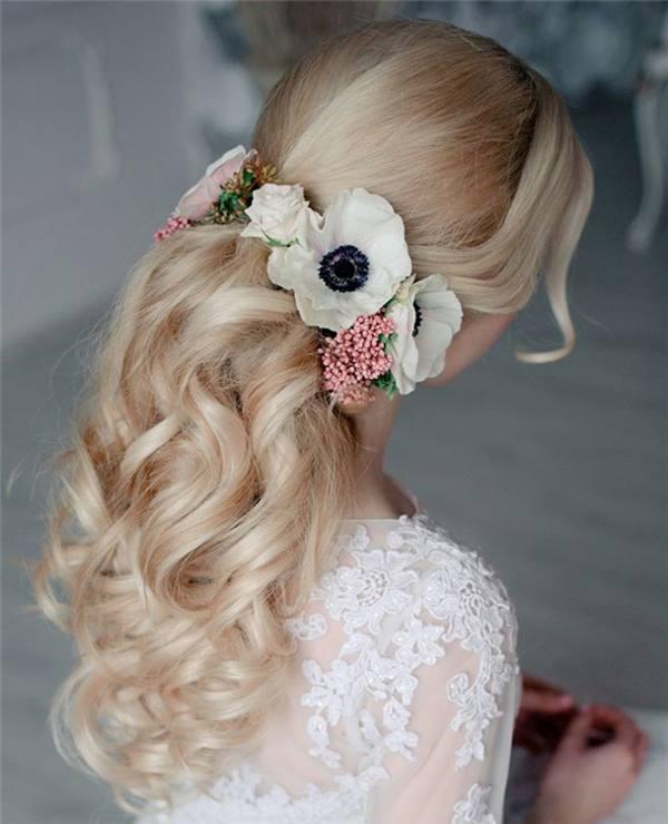 Kvety vo vlasoch 🌸 - Obrázok č. 100