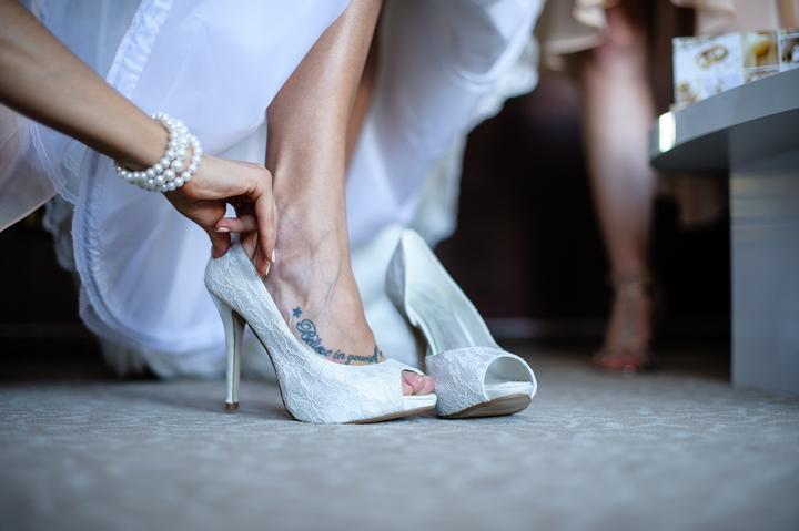 ♥ 👠 Svadobné topánky nevestičiek z MS 👠 ♥ - @acernas :-)