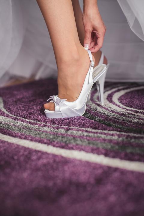 ♥ 👠 Svadobné topánky nevestičiek z MS 👠 ♥ - @lienka182 :-)