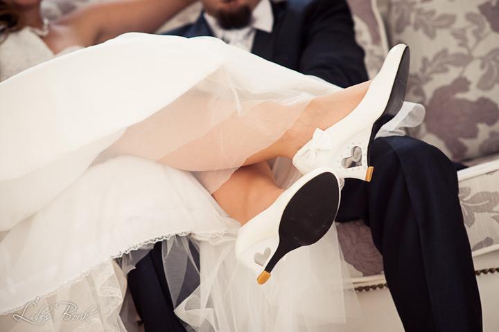 ♥ 👠 Svadobné topánky nevestičiek z MS 👠 ♥ - @wevka :-)
