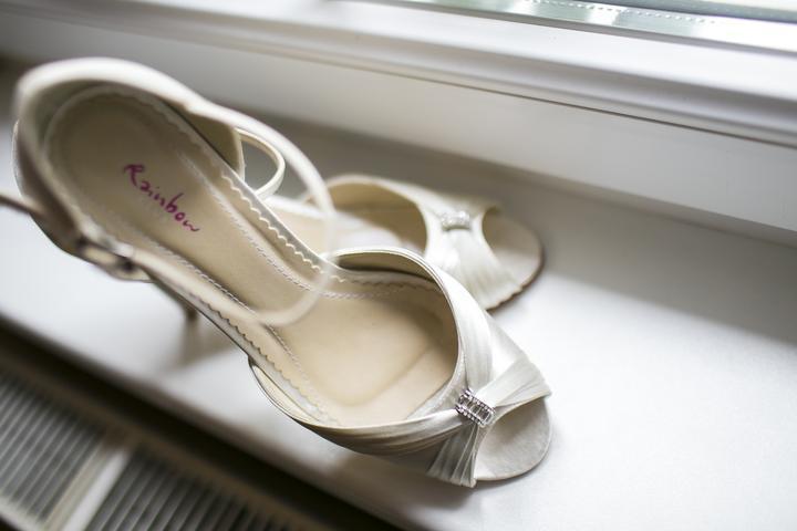 ♥ 👠 Svadobné topánky nevestičiek z MS 👠 ♥ - @laskykvet59 :-)