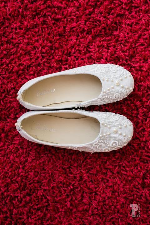 ♥ 👠 Svadobné topánky nevestičiek z MS 👠 ♥ - @skokanovas :-)