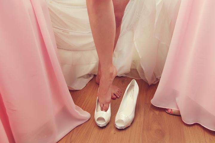 ♥ 👠 Svadobné topánky nevestičiek z MS 👠 ♥ - @pinksisa :-)