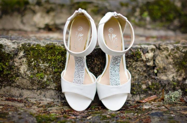 ♥ 👠 Svadobné topánky nevestičiek z MS 👠 ♥ - @lusia181 :-)