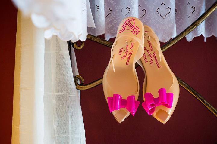 ♥ 👠 Svadobné topánky nevestičiek z MS 👠 ♥ - @sugarinka :-)