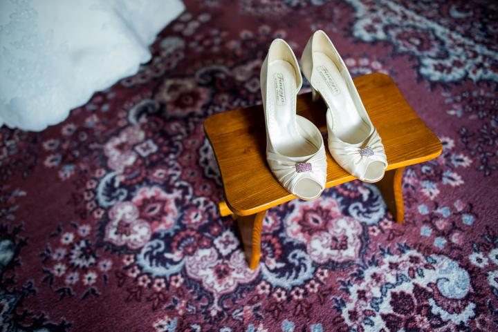 ♥ 👠 Svadobné topánky nevestičiek z MS 👠 ♥ - @sirinkja16 :-)