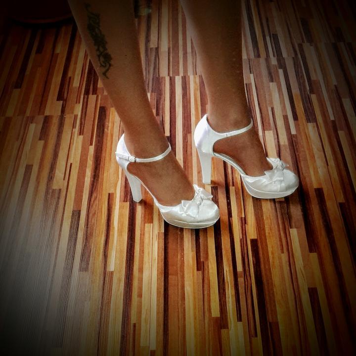 ♥ 👠 Svadobné topánky nevestičiek z MS 👠 ♥ - @nikola81 :-)