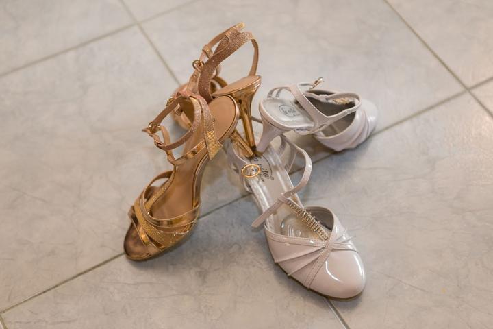 ♥ 👠 Svadobné topánky nevestičiek z MS 👠 ♥ - @134 :-)