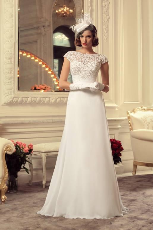 Najromantickejšie šaty všetkých čias 👰 - Obrázok č. 5