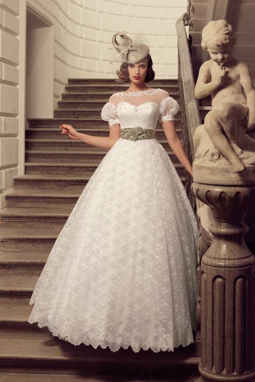 Najromantickejšie šaty všetkých čias 👰 - Obrázok č. 6