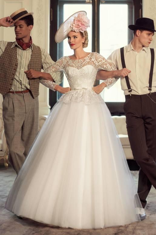 Najromantickejšie šaty všetkých čias 👰 - Obrázok č. 7