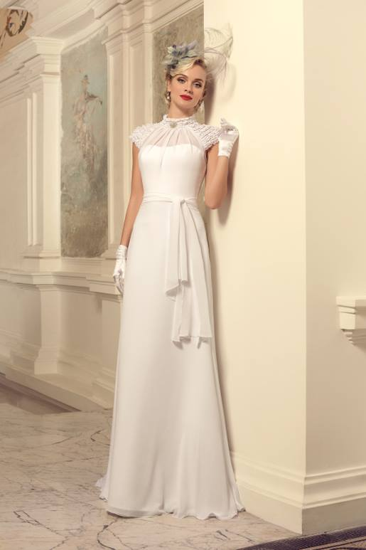 Najromantickejšie šaty všetkých čias 👰 - Obrázok č. 8