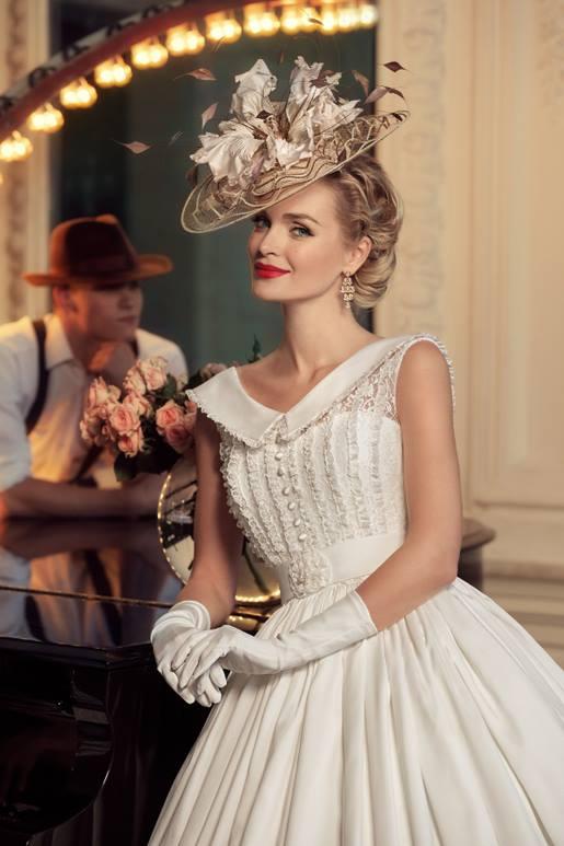 Najromantickejšie šaty všetkých čias 👰 - Obrázok č. 11
