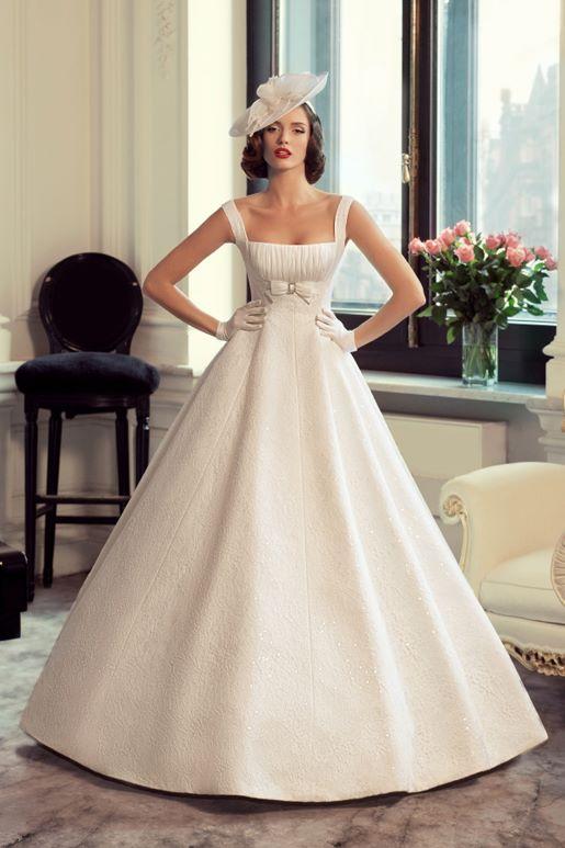 Najromantickejšie šaty všetkých čias 👰 - Obrázok č. 13