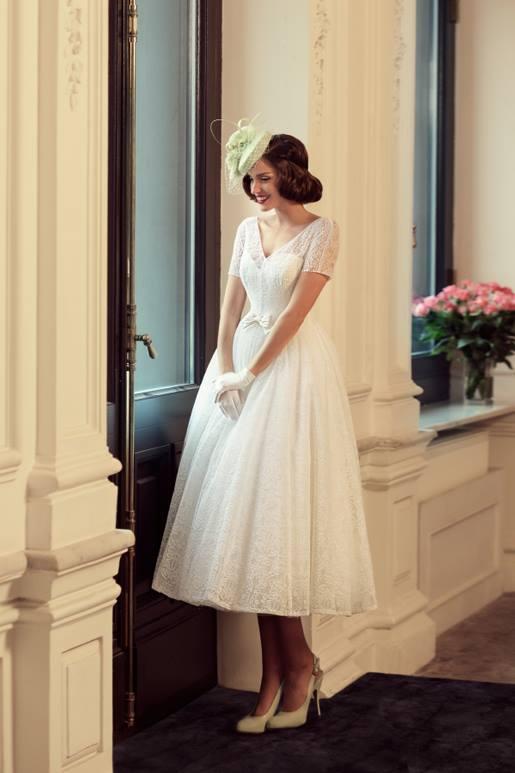 Najromantickejšie šaty všetkých čias 👰 - Obrázok č. 14