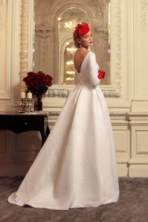 Najromantickejšie šaty všetkých čias 👰 - Obrázok č. 20