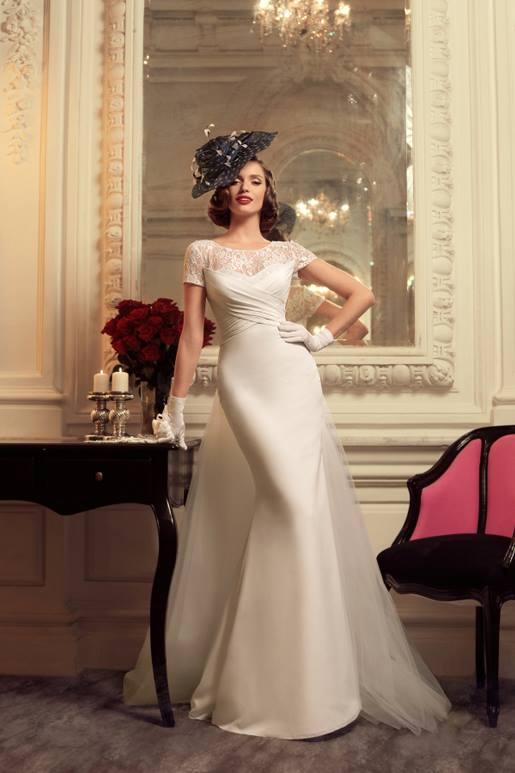 Najromantickejšie šaty všetkých čias 👰 - Obrázok č. 22