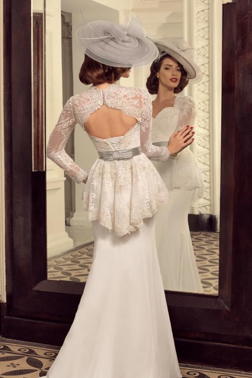 Najromantickejšie šaty všetkých čias 👰 - Obrázok č. 23