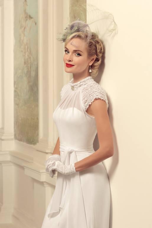 Najromantickejšie šaty všetkých čias 👰 - Obrázok č. 25