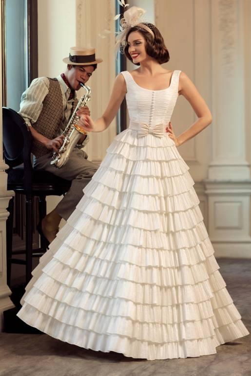 Najromantickejšie šaty všetkých čias 👰 - Obrázok č. 28