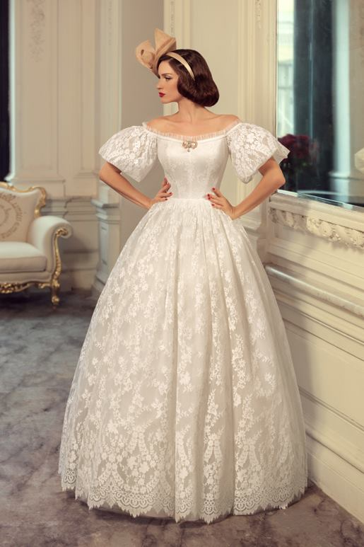 Najromantickejšie šaty všetkých čias 👰 - Obrázok č. 29