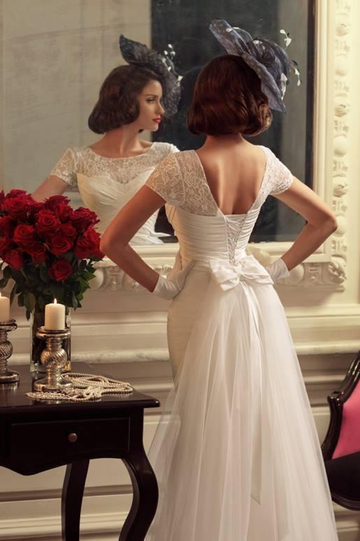 Najromantickejšie šaty všetkých čias 👰 - Obrázok č. 35