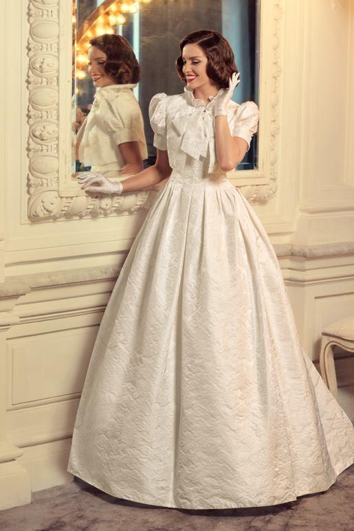 Najromantickejšie šaty všetkých čias 👰 - Obrázok č. 36