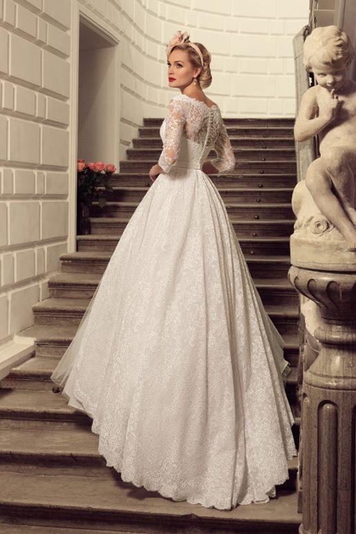 Najromantickejšie šaty všetkých čias 👰 - Obrázok č. 45