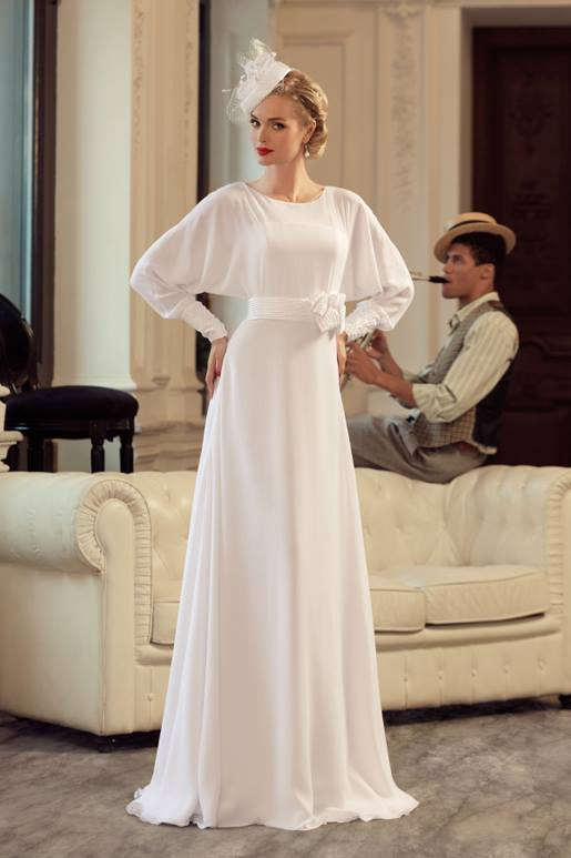 Najromantickejšie šaty všetkých čias 👰 - Obrázok č. 48