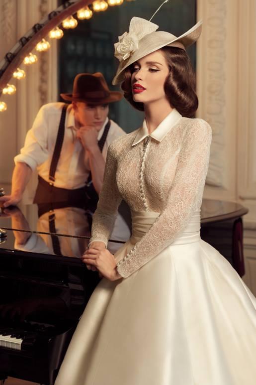 Najromantickejšie šaty všetkých čias 👰 - Obrázok č. 1