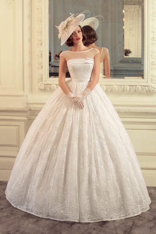 Najromantickejšie šaty všetkých čias 👰 - Obrázok č. 49