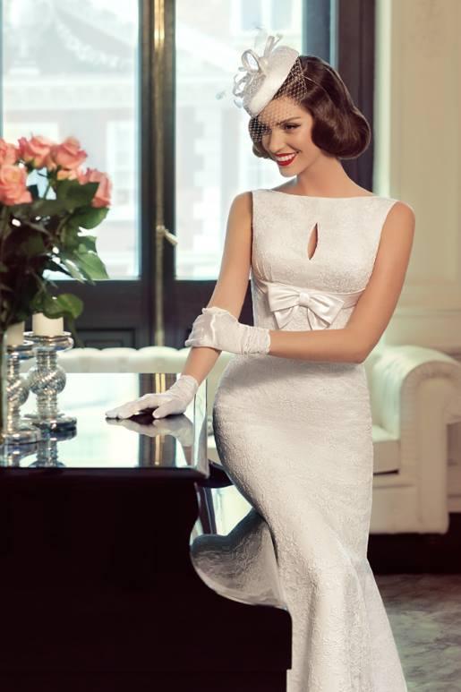 Najromantickejšie šaty všetkých čias 👰 - Obrázok č. 51