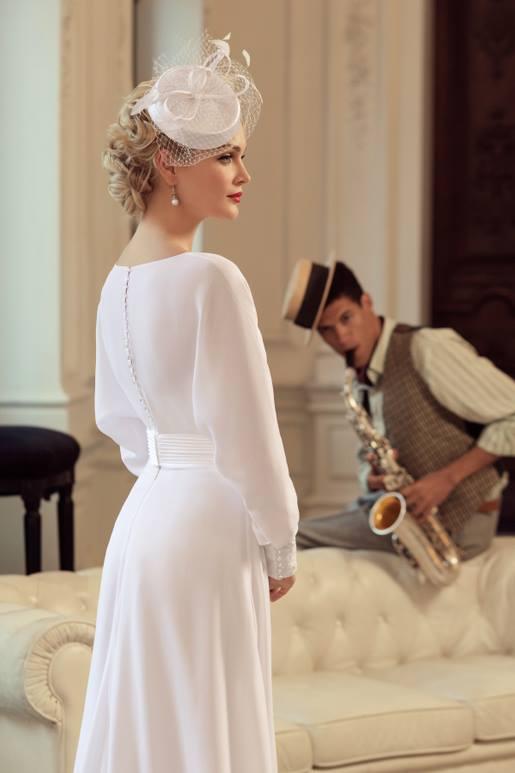 Najromantickejšie šaty všetkých čias 👰 - Obrázok č. 55
