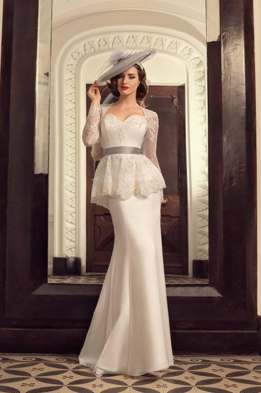 Najromantickejšie šaty všetkých čias 👰 - Obrázok č. 58