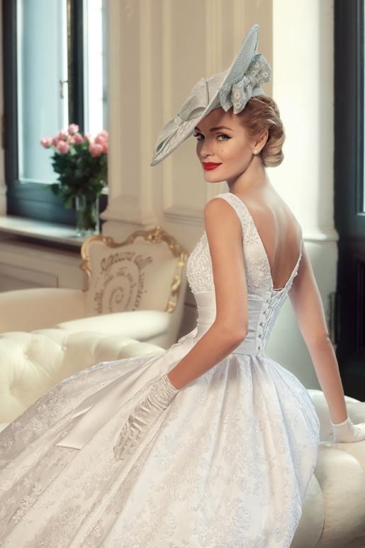 Najromantickejšie šaty všetkých čias 👰 - Obrázok č. 60