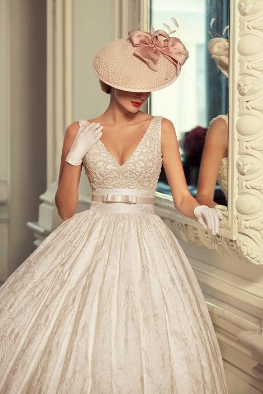 Najromantickejšie šaty všetkých čias 👰 - Obrázok č. 61