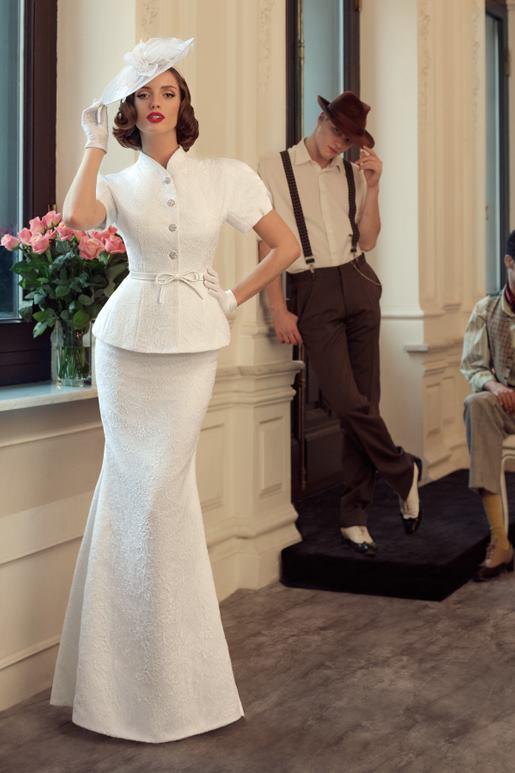 Najromantickejšie šaty všetkých čias 👰 - Obrázok č. 62
