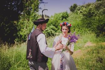 A ďalšia krásna folk MS nevestička NIKOLKA :-)