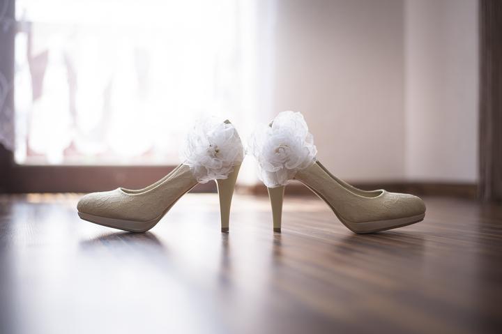 ♥ 👠 Svadobné topánky nevestičiek z MS 👠 ♥ - @vemi12 :-)