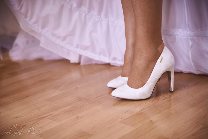 ♥ 👠 Svadobné topánky nevestičiek z MS 👠 ♥ - @andulka220989 :-)