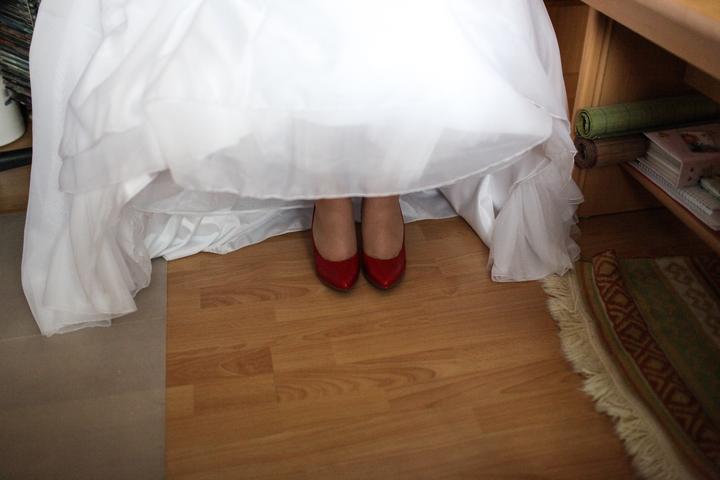 ♥ 👠 Svadobné topánky nevestičiek z MS 👠 ♥ - @lusietta :-)