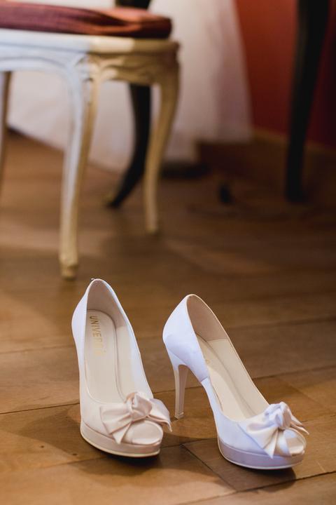 ♥ 👠 Svadobné topánky nevestičiek z MS 👠 ♥ - @klaudijanko :-)