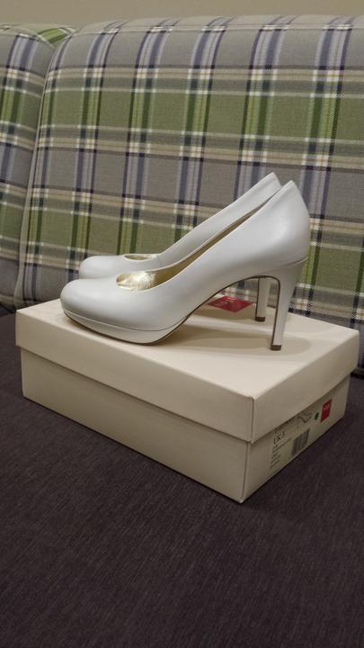 ♥ 👠 Svadobné topánky nevestičiek z MS 👠 ♥ - @betka2506 :-)