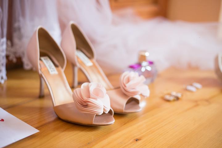 ♥ 👠 Svadobné topánky nevestičiek z MS 👠 ♥ - @bebe8889 :-)