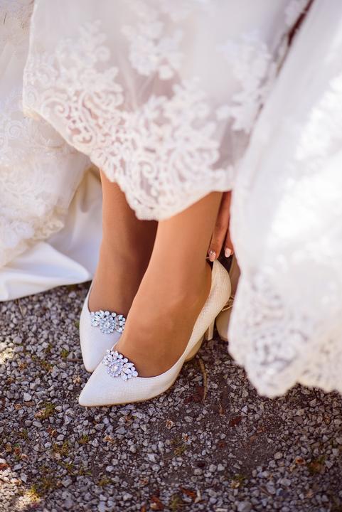 ♥ 👠 Svadobné topánky nevestičiek z MS 👠 ♥ - @simca401 :-)