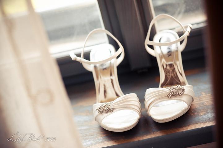 ♥ 👠 Svadobné topánky nevestičiek z MS 👠 ♥ - @janahu01 :-)