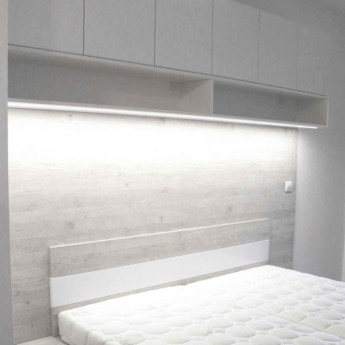 Realizácia interiéru 2i byt NMnV - Obrázok č. 17