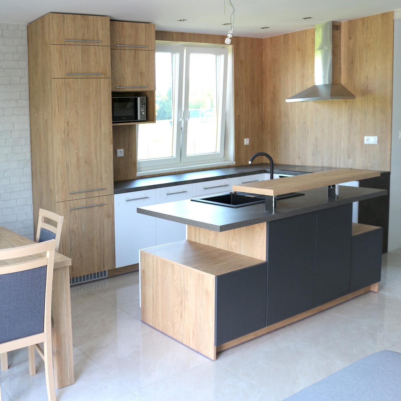 Interiér v novostavbe rodinného domu - Obrázok č. 1