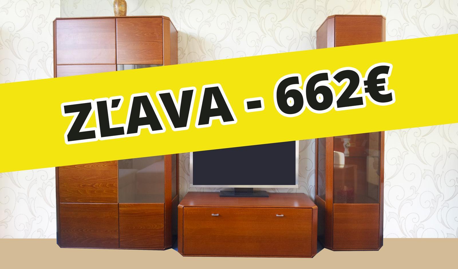 Masívna obývačka - Obrázok č. 1